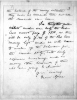 Diana Apcar to T.J. Edmonds, May 29, 1919, page 3