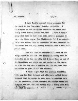 Diana Apcar to T.J. Edmonds, May 9, 1919, page 2