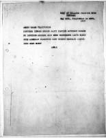 Telegram May 26, 1919