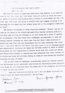 What follows. 1912, page 2, ACF