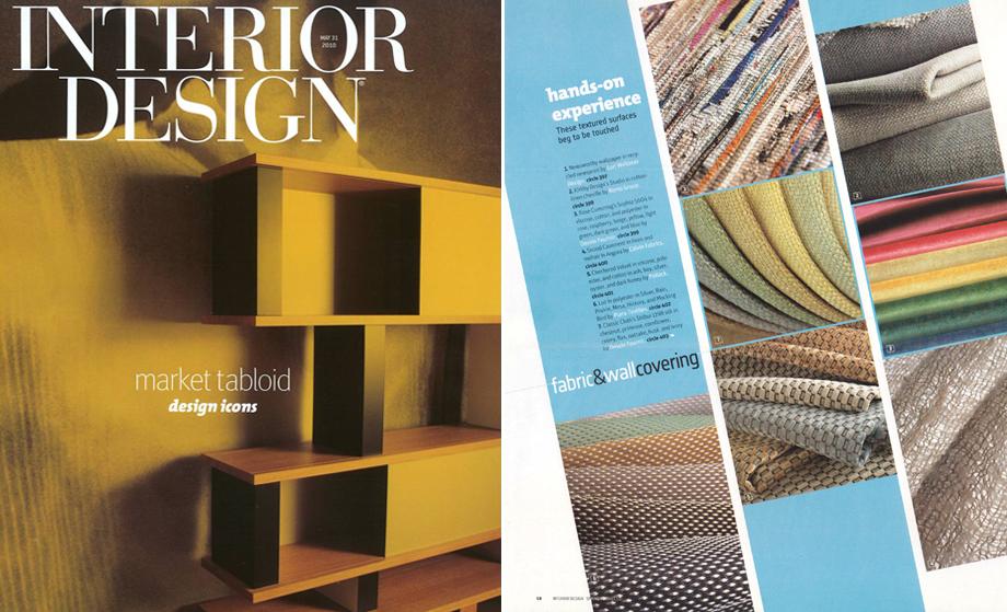 Interior Design Magazine - May 2010
