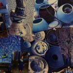Blue Color Inspiration Board