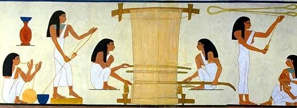 Egyptian Weaving