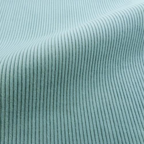 Theo | Big Sky - Light Blue Corduroy Fabric