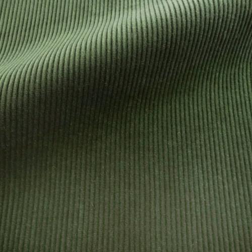 Theo   Forest - Dark Green Corduroy Fabric