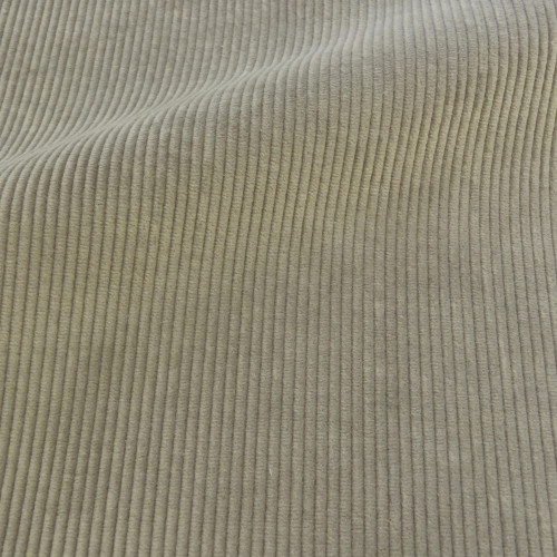 Theo | Shale - Corduroy Fabric