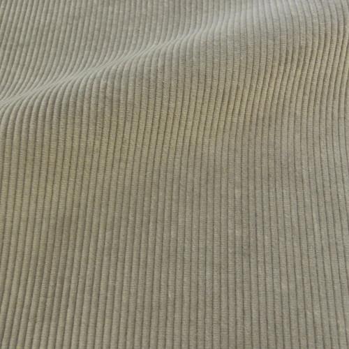 Theo   Shale - Corduroy Fabric
