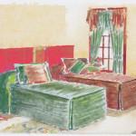 Corduroy Upholstery