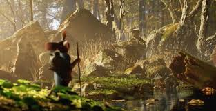 Wes Ball on Mouse Guard: Avatar with Medieval Mice