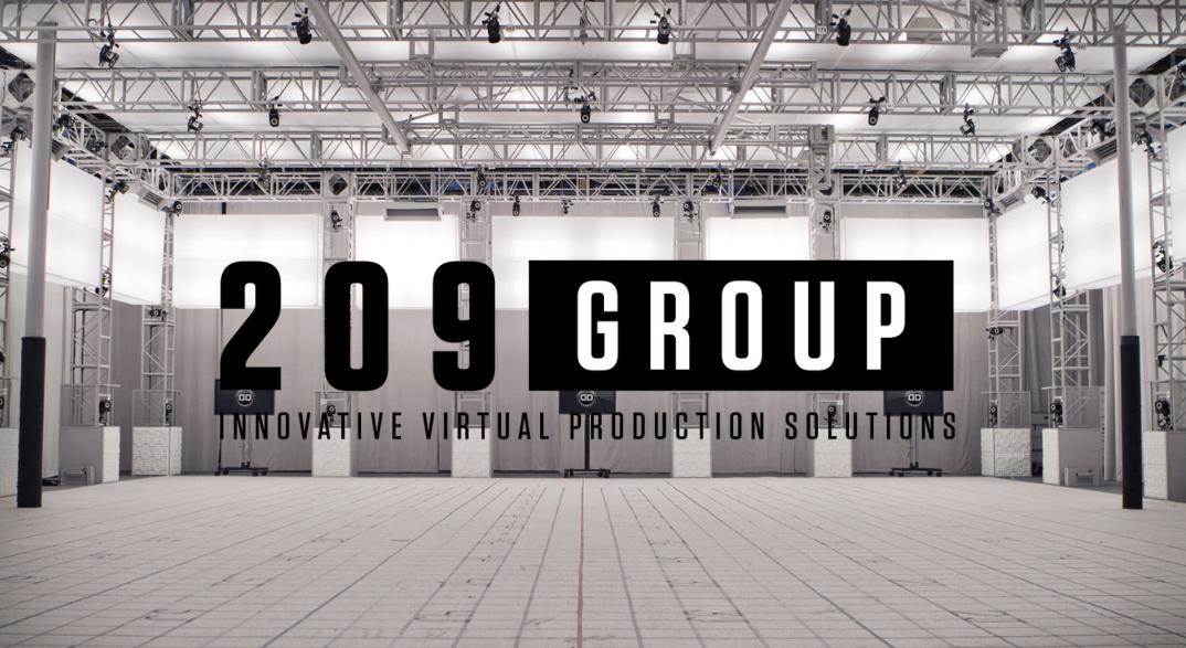 209 group virtual production