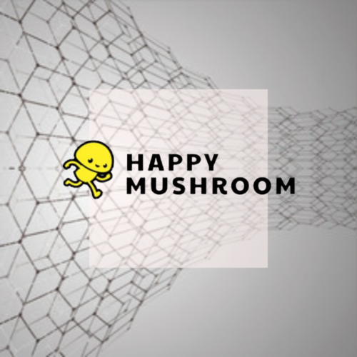 HAPPY mushroom Virtual Art Department