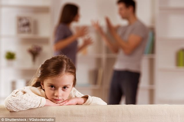 Children of divorce are more likely to be obese in later life