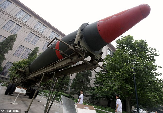 China's multi-nuke hypersonic missile, that can strike ANYWHERE in the world, will be ready 'within a few months'