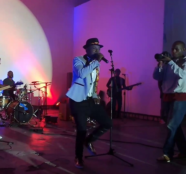 Mani Martin cements his status as one of Rwanda's finest in 'Afro' album launch