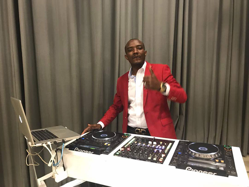 Bisoso's journey to becoming one of Rwanda's finest DJ and VJ
