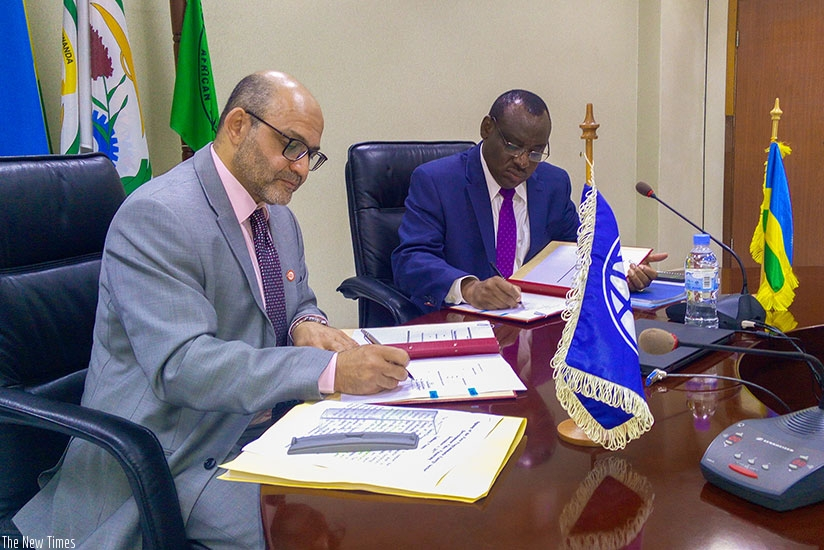 Rwf104bn deal to accelerate electricity access rollout
