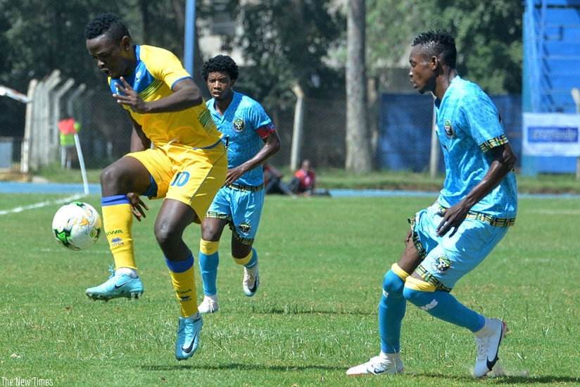 Winning CECAFA not my top priority, claims Amavubi coach
