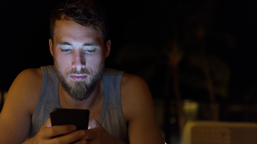 The light from your smartphone could be causing you serious health problems
