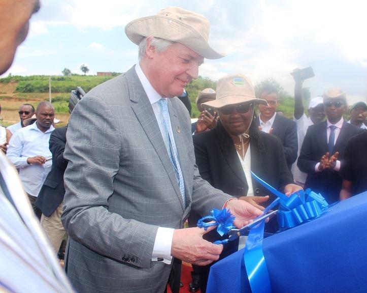Unilever launches $30m tea project in Nyaruguru