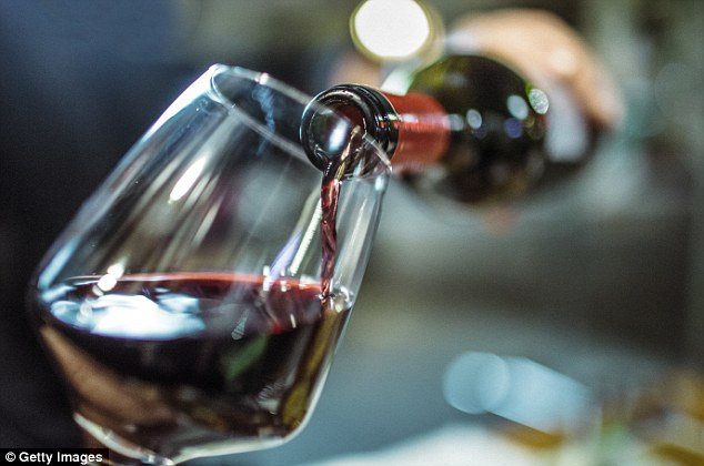 Half a glass of wine a day can 'raise the risk of dementia'
