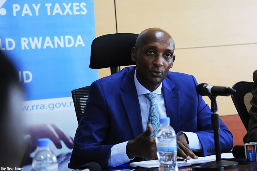 Tax authority targets Rwf1.2 trillion by June