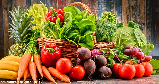 Eating fruits, vegetables and whole grains slashes depression risk by more than 10%