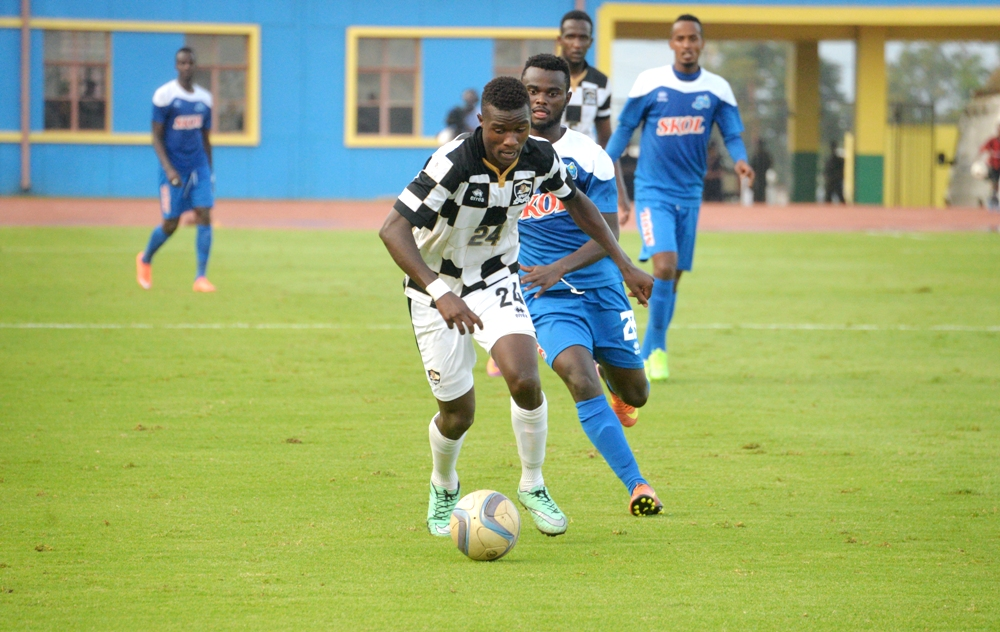 APR FC defeated its rival Rayon Sport with 1-0