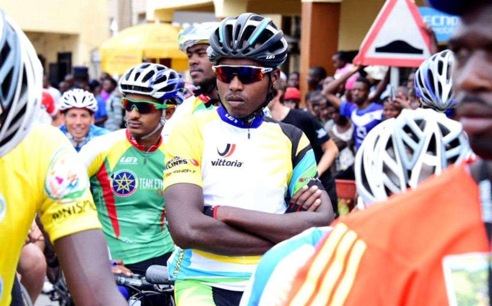 Hadi Janvier among six riders to participate 'Tour du Cameroun'