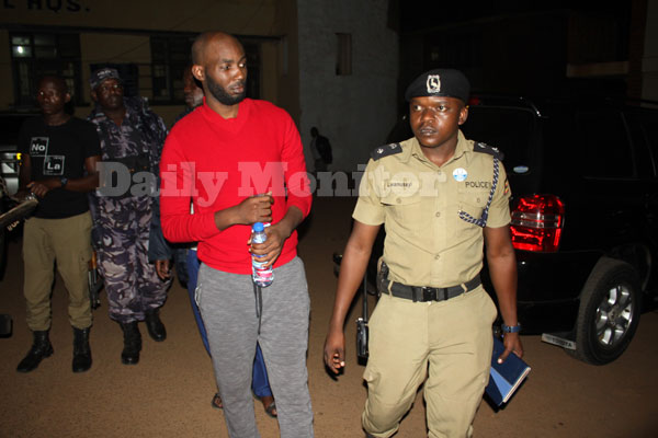 Police arrest suspected killer of singer Mowzey Radio