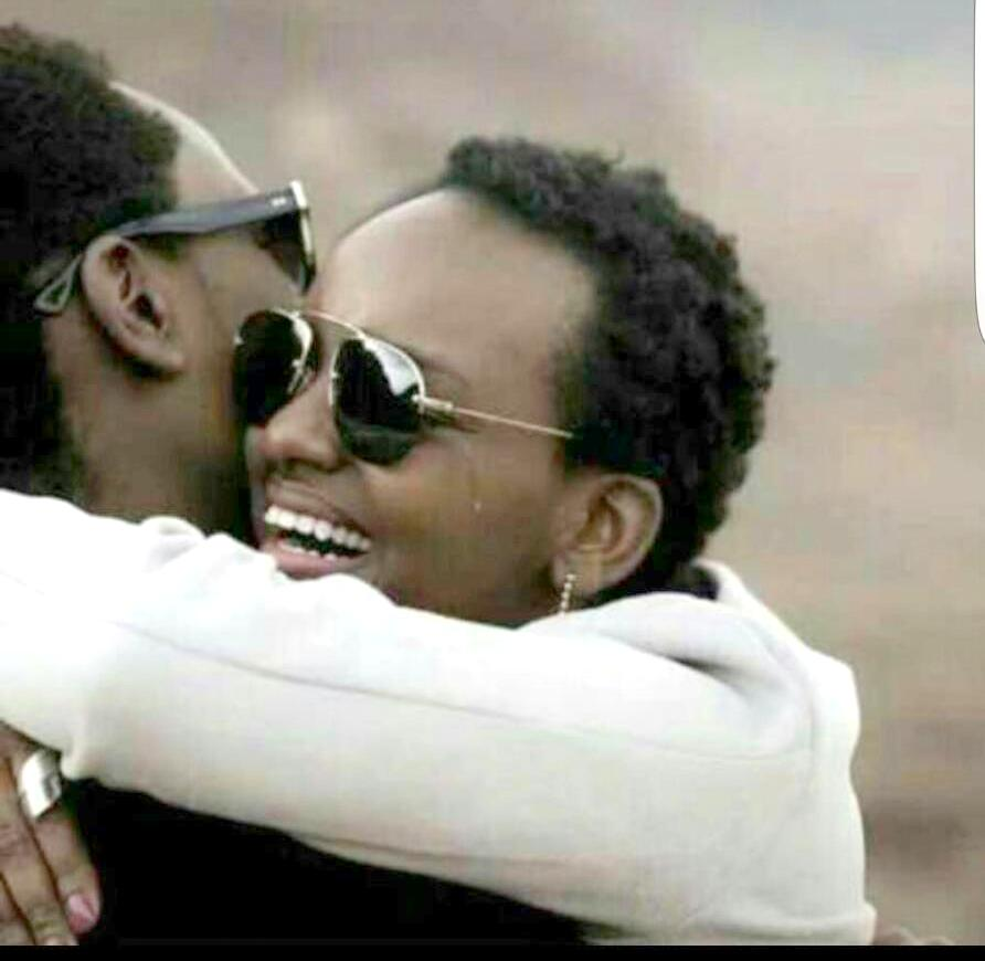 Miss Aurore receives an engagement ring from her longtime lover