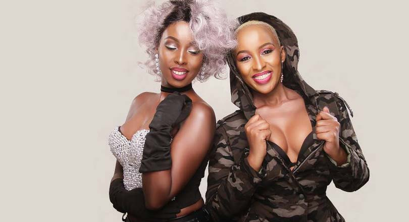 Songers Charly and Nina say 'time to quit Muyoboke was imperative'
