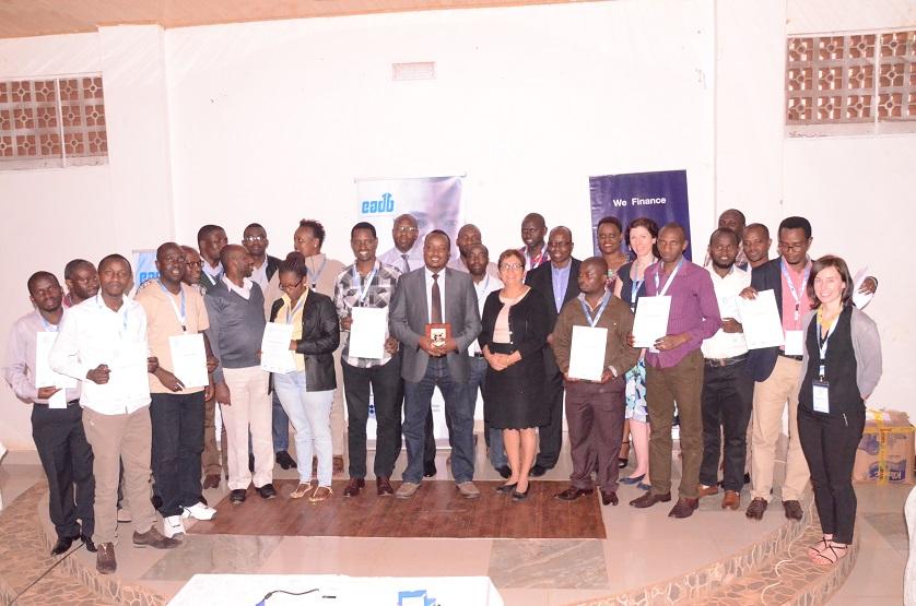 UK and Uganda brain care experts train 20 Rwandan counterparts