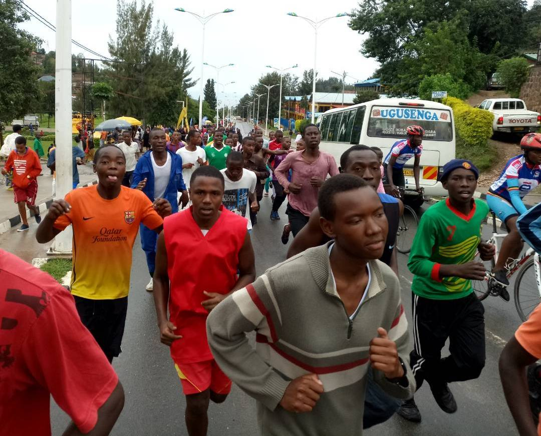 """Karongi launches first """"car free day"""""""