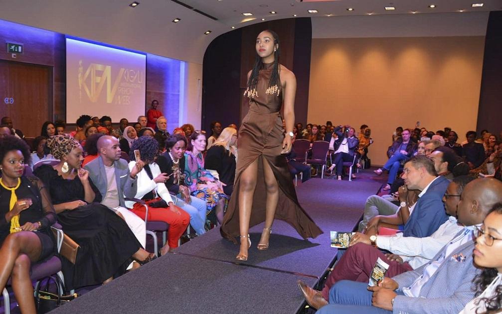 Kigali International Fashion Week takes place in Holland