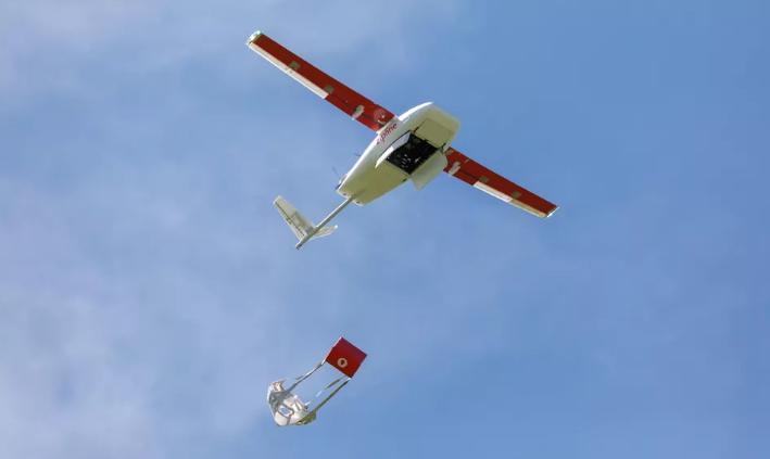 Zipline's second-gen drones speed its medical delivery business