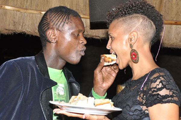 Singer Chameleone announces end of his marriage with wife Daniella
