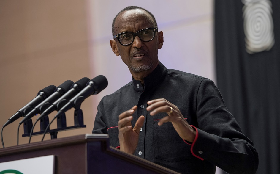 President Kagame in Germany for G20 Summit