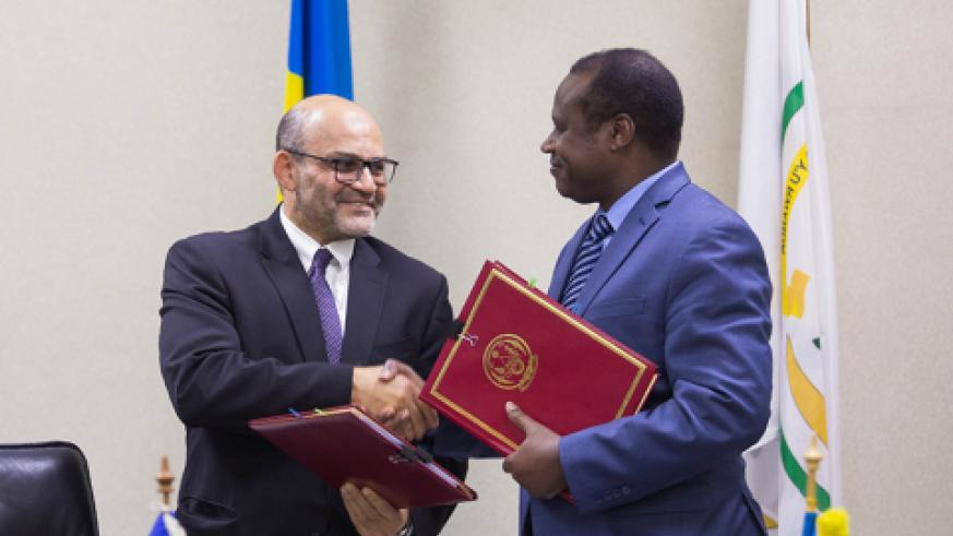 Rwanda, WB ink deal to boost accountability