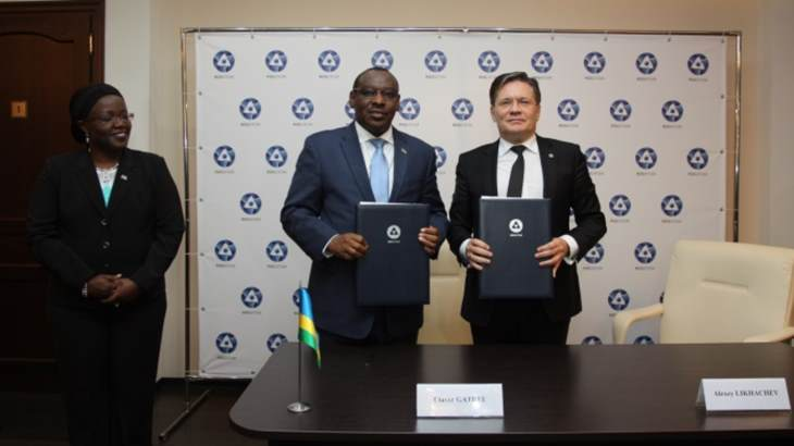 Russia and Rwanda to cooperate in nuclear power