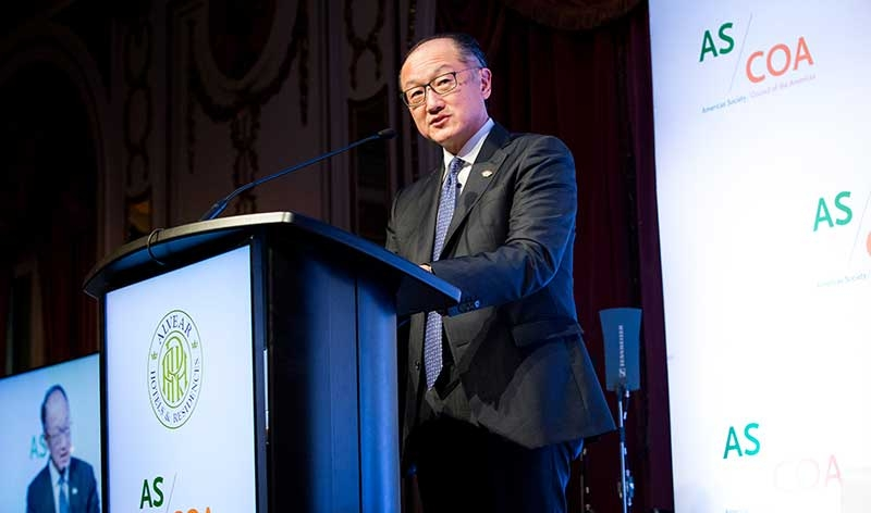 World Bank President resigns to join investment firm