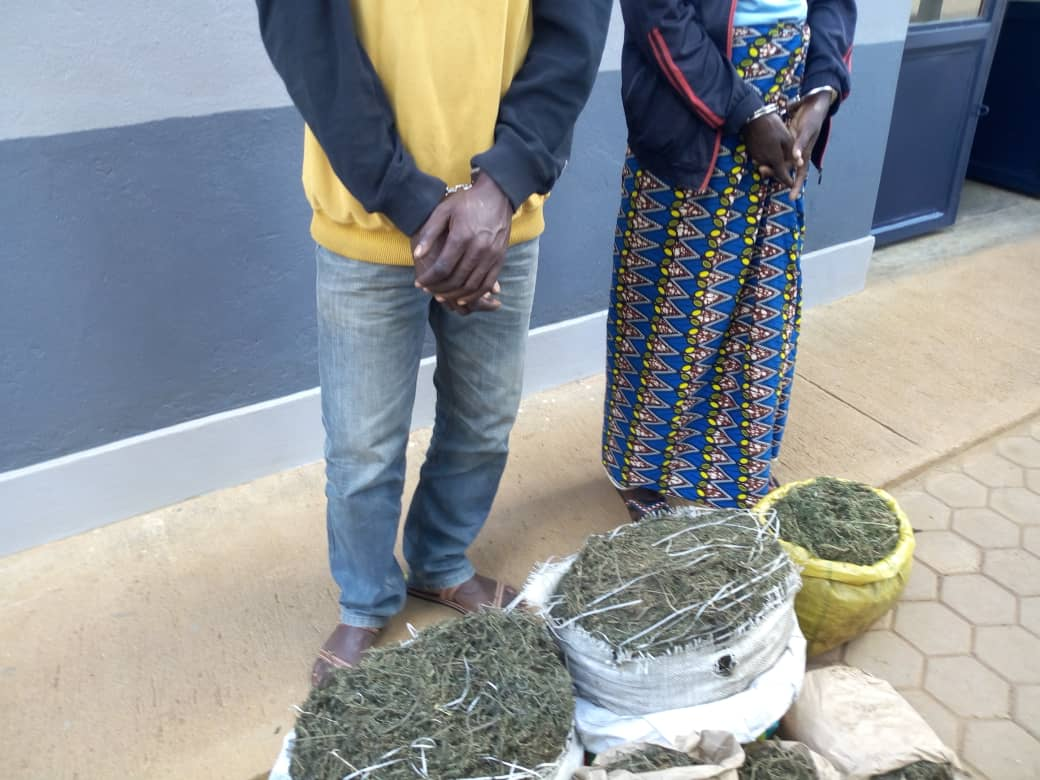Police Arrest Two Notorious Drug Dealers