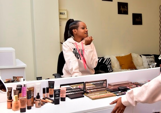 Cosmetology doesn't require someone to be a crafter- Milly Umuhoza