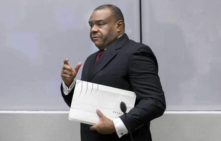 DR Congo's Bemba seeks Shs280b from war crimes court