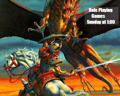 Pathfinder, Roleplaying Games, Dungeons and Dragons tacoma,WA