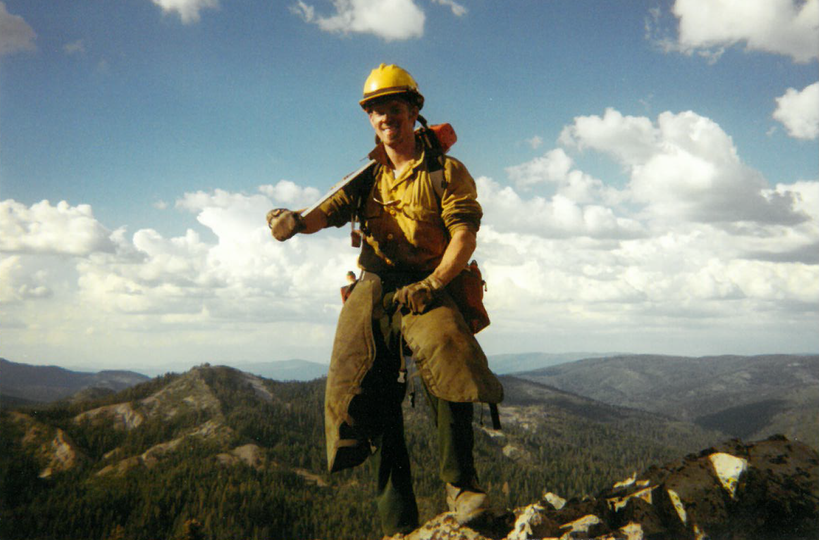 Mike Kennard. 2003. Plumas National Forest.