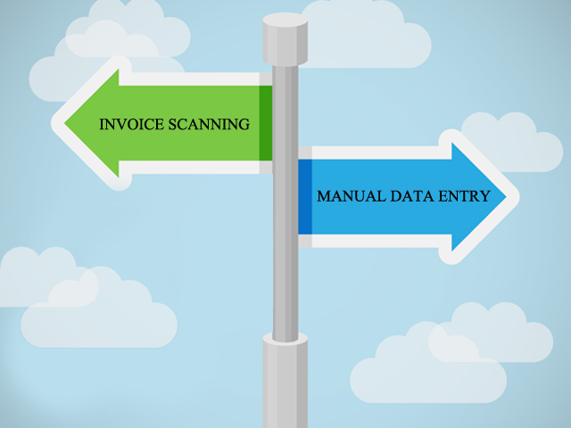 Invoice Scanning Vs. Manual Data Entry: Which Way to Go?