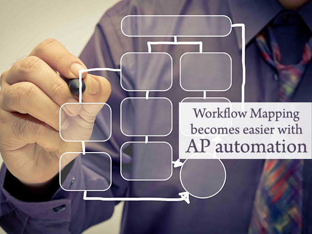 How AP Automation Can Offer a Better Map of Work Flow in Business