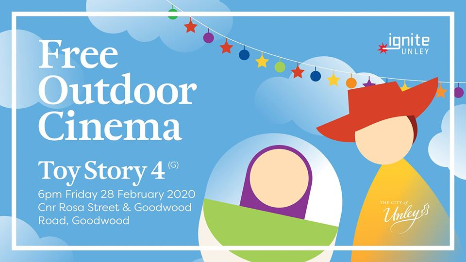 INformation about Outdoor Cinema event