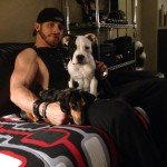 Brantley and his pooches