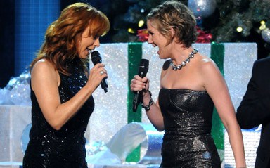 Did You Catch the Sneak Peak Of Reba and Jennifer Nettles' New Duet?